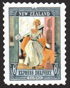 """New Zealand's """"White Glove"""" Express Delivery is like no other postal service in the world."""