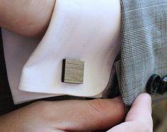 Gemelos y clips de corbata – Etsy ES