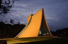 Modern church design