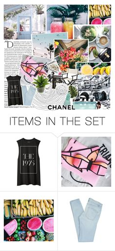 """Tropical wishes"" by the-infxnite-dreamer ❤ liked on Polyvore featuring art"