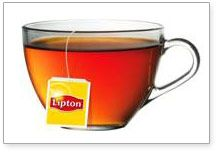 ACQUIRED I had a load of individually wrapped Lipton tea bags (boasting 150mg protective antitoxidants).  I included one in each of the Emergency morning after kits.    Cost per bag = £0.00