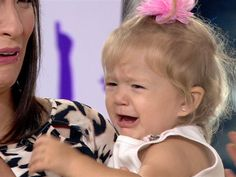 This little girl's mom got a makeover that was so beautiful she didn't even recognize her at first.  Check it out: http://on.today.com/1lKb7LN