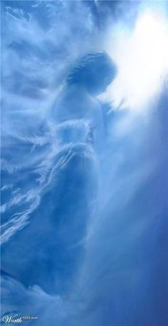 Pictures of Real Angels, Angels In The Sky Real Angels, I Believe In Angels, Angels Among Us, Angels In Heaven, Angels And Demons, Statue Ange, Angel Clouds, Kunst Online, Cloud Art
