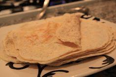 The Gluten Bigot: My Favorite Gluten Free Flat Bread Recipe
