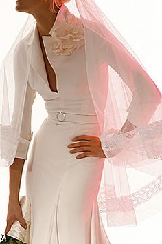 BRIDE CHIC: STALKING THE LOOK BOOKS: SPOSA DI GIO- I want this in black for non-bridal events-- waaay past that. Just loving the lines of this.