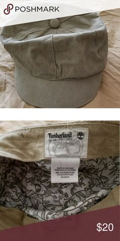 effd887ab7a Shop Women s Timberland Brown size OS Hats at a discounted price at  Poshmark.