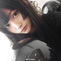 帅嘤嘤 Beautiful Japanese Girl, Japanese Beauty, Beautiful Asian Women, Asian Beauty, Girls Short Haircuts, New Haircuts, Ulzzang Korean Girl, Model Face, Japan Girl
