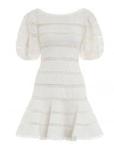 30b9647f9029c Zimmermann Bowie Contour Hailspot Dress from Resort Swim 19 Dress Outfits,  Cute Outfits, Modest