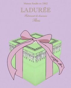 There's just nothing better than a delicate macaron from Laduree.