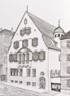 Theodor Fischer: Wohnbauten.