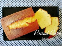 Food N, Food And Drink, Pound Cake, Cornbread, Tea Time, Cheesecake, Cooking Recipes, Banana, Sweets
