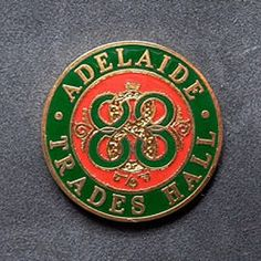Adelaide Trades Hall commemoration
