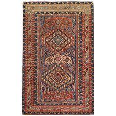 Antique Caucasian Shirvan Rug | 1stdibs.com