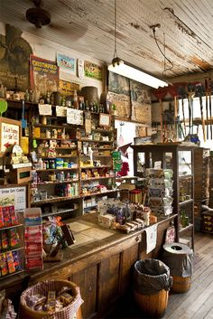 Country Store ****Looks something like our Waterford General Store we had in the Village....