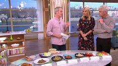 Thrifty mum of three Danielle Ross from Colchester has clocked up up over 22,000 followers online for her family-friendly money-saving tips after sharing her secrets to feeding the whole family (including the dog) for just £38 a week.  Not being one to shy away from a bit of a competition, we sent Phil Vickery on a secret mission to the supermarket to beat the self-proclaimed budget queen's weekly shop. Never one to disappoint he's bought it in under budget and he's here with two delicious…