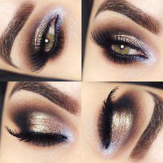 Maquiagem com produtos Vult