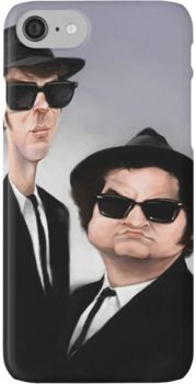 Blues Brothers iPhone 7 Cases