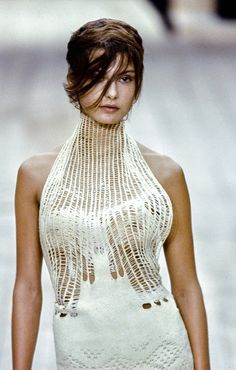 Alexander McQueen Spring 1999 Ready-to-Wear Collection Photos - Vogue