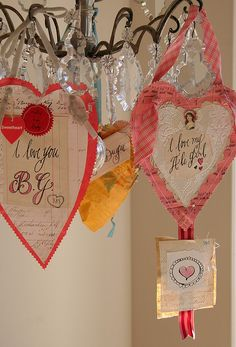 valentine's...really like this idea