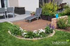 Awesome To Do Gartengestaltung Kleiner Garten Reihenhaus Sichtschutz  Hanglage Mediterran Ohne Is One Of Many Images From Projects Ideas  Gartengestaltung ...