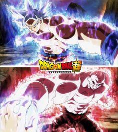 Goku Migatte Kansei Vs Jiren