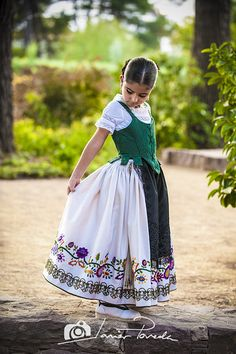 fiesta vendimia Traditional Dresses, Sewing Projects, Tulle, Flower Girl Dresses, Two Piece Skirt Set, Textiles, Romantic, Culture, Costumes