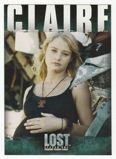 Lost - Season 1 # 77 Claire Littleton: Tested - Inkworks - 2005