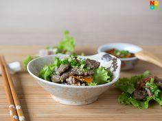 Beef Bulgogi Recipe