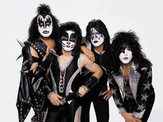 One of those acts being KISS, one of the most popular bands of all time and a band that is finally being inducted into the Rock and Roll Hall of Fame 15 years late of their initial eligibility. Description from guardianlv.com. I searched for this on bing.com/images