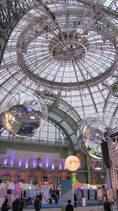Grand Palais in Paris, Île-de-France
