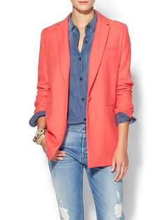 The Boyfriend Jacket for Women | Fabulous After 40