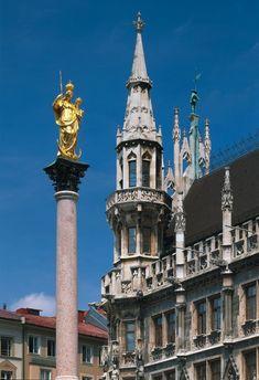 Mariensaule Munich