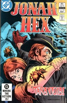 jonah hex comic covers - Google Search