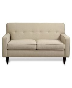 Like this loveseat from Macy's.