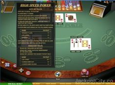 Free games to play as much as you want: 41 Poker >> jackpotcity.co/free-poker.aspx