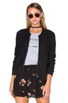 Lafayette Sweater Jacket #AMUSESOCIETY #REVOLVE