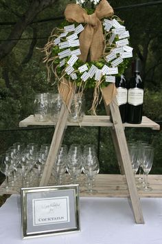 Gorgeous Chilly under the Oak Tree party by Blooms Design Online on Little big Company Blog
