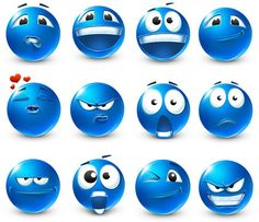 Funny Emoticons | Facebook Smileys App - FaceSmooch | Conduit
