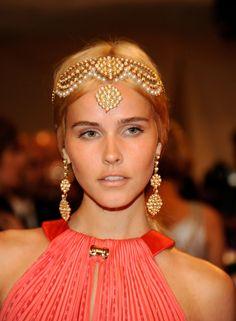Princess headdress