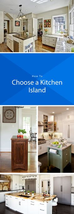 Choosing a kitchen island can be intimidating. There are so many details to consider, so many options, so many design dreams. Knowing where to start can feel a bit like deciding which tropical island to vacation on — they're all good, but which one is best? This should help you decide: http://zlw.re/6494BgOXI