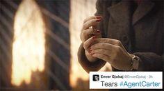 Tears || Enver Gjokaj || Cast LiveTweets || #animated #fanedit #cast