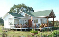 Casa Prefabricada Alquí 76 M2 - Casas Prefabricadas