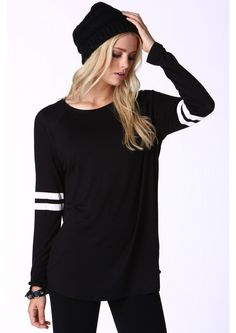 Long Sleeved Jersey Top | Shop for Long Sleeved Jersey Top Online