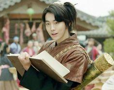 Nam Joo Hyuk as Baek Ah
