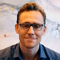 """huffpostlive: Please enjoy this beautiful loop of Tom Hiddleston staring deeply into your eyes. Try not to fall in love, we dare you"" https://instagram.com/p/86asDZD0EE/"