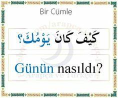 ... Learn Turkish Language, Arabic Language, Learn Turkish Online, Turkish Lessons, Learning Arabic, Arabic Words, Study Motivation, Learn English, Vocabulary