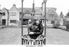 Mike Oldfield, musician and composer, pictured at his home in Buckinghamshire, April - from Alamy's library of millions of high resolution stock photos, illustrations and vectors. Mike Oldfield, Dark Star, Stock Photos, Pictures, Photography, Image, Vectors, Illustrations, Music