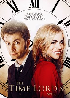 Rose and the Doctor, if only this was a movie and Rose actually got to be with the Doctor. Someone needs to fund something like this