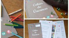 DIY – Comment faire un cahier de vacances en cadeau maitresse.
