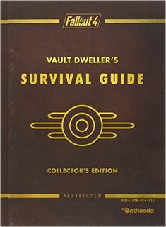 Fallout 4 Vault Dweller's Survival Guide Collector's Edition PDF